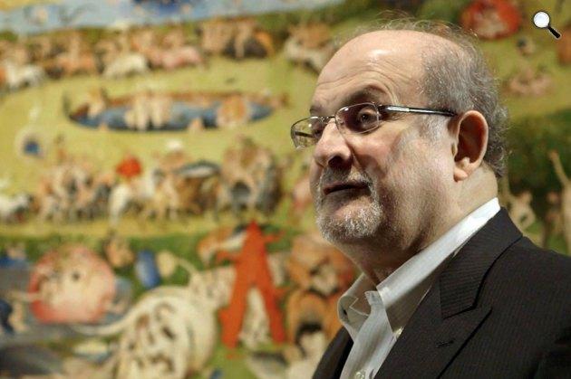 Bosch: A gyönyörök kertje - Salman Rushdie író (Fotó: Pannonia Entertainment)