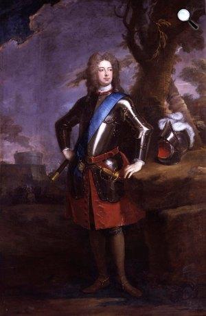 Sir Godfrey Kneller: John Churchill, Marlborough első hercege (1650-1722) (Fotó: NPG)
