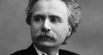 Edvard Grieg (1843-1907) zeneszerző (Fotó: GRIEG museum)