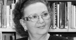 Jókai Anna (1932-2017) író (Fotó: szentendre.hu)