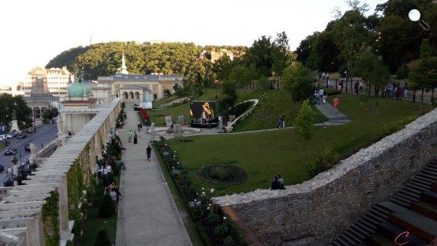 Budai Várkert Bazár, Budapest (Fotó: Kibelbeck Mara/cultura.hu)