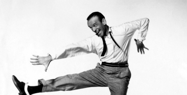 Fred Astaire, maga a megelevenedett ritmus