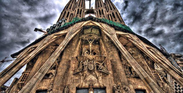 Antoni Gaudí mesterműve