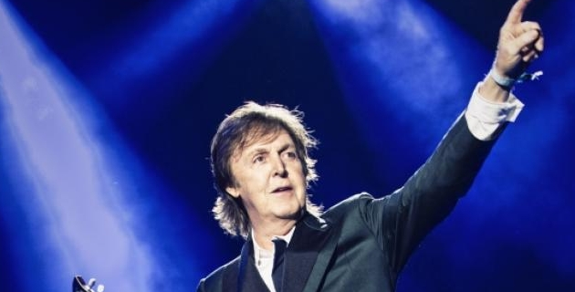 Az egykori Beatle: Sir Paul McCartney