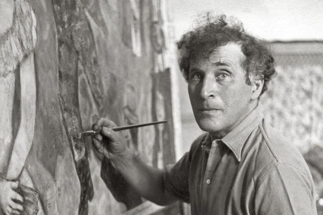Anekdota estére – Chagall fizetsége