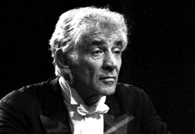 Leonard Bernstein, a mester