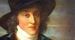 Louis Antoine Leon de Saint-Just (1767-1794) francia jakobinus forradalmár (Fotó: Wikipédia)