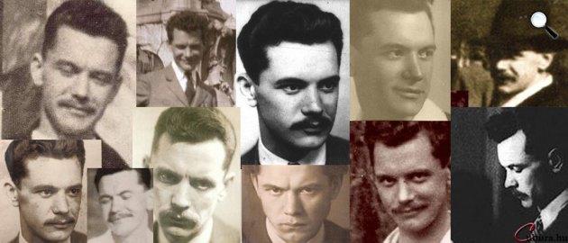 József Attila (1905-1937) költő (Fotók: PIM, OSZK. Cultura.hu)