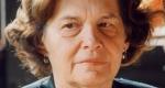 Polcz Alaine (1922-2007) író, pszichológus (Fotó:MTI)