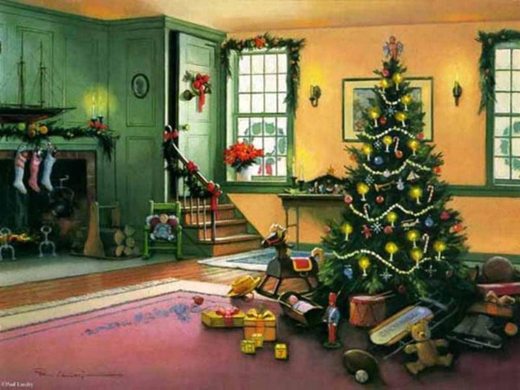 Itt van a szép karácsony