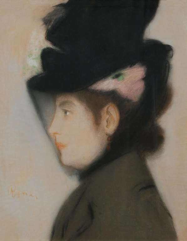 fátyolos nő)