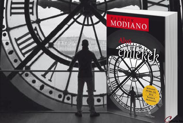 Patrick Modiano: Alvó emlékek