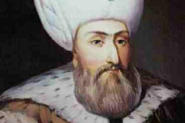 I. (Nagy) Szulejmán története
