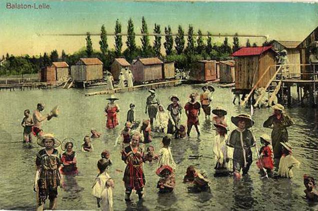 Milyen is volt a régi Balaton?