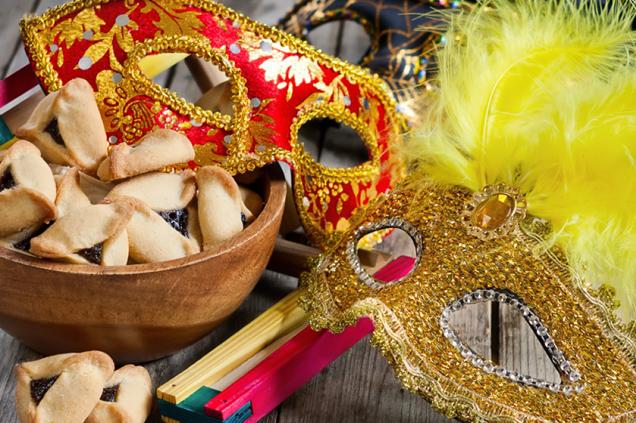 Purim, a sorsvetés ünnepe