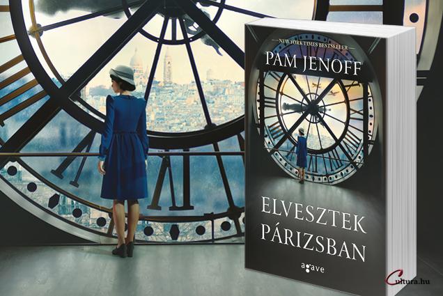 Pam Jenoff: Elvesztek Párizsban