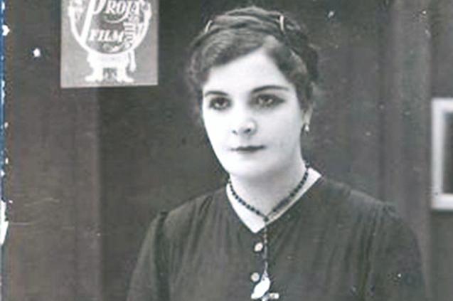 Berky Lili, a filmsztár
