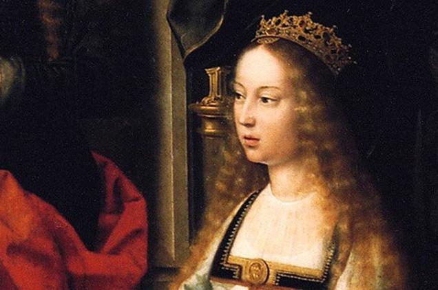 I. (Katolikus) Izabella, Kasztília királynője