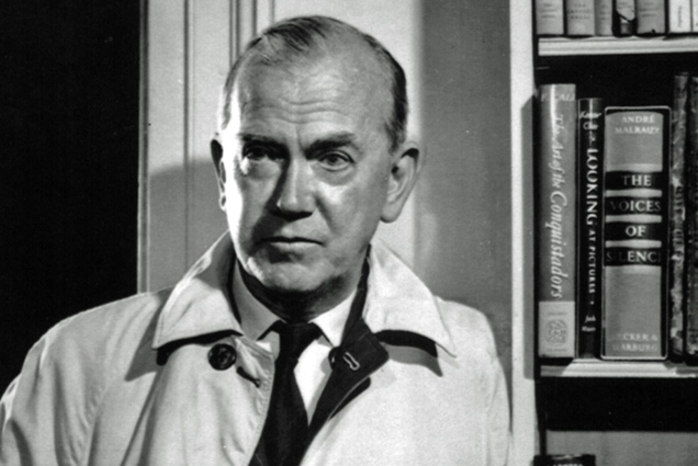 A csendes Graham Greene