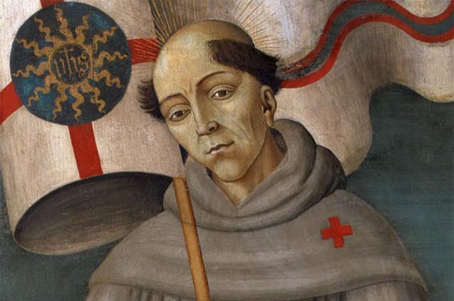 Kapisztrán Szent János, a harcias szerzetes