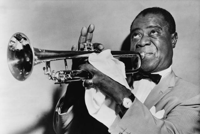 Louis Armstrong, a jazz királya