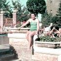 Szent Gellért Gyógyfürdő, 1939 (Fotó: Fortepan)